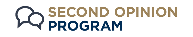 Crossplan Second Opinion Program Logo
